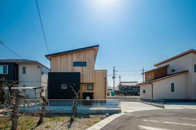 D-town近江八幡市金剛寺町・総10区画の新規開発分譲地内