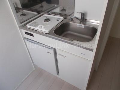 グリーンビュー西日暮里のお料理しやすいキッチンです(別部屋参考写真)