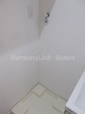 ハーモニーテラス小岩Ⅱの室内洗濯機置き場