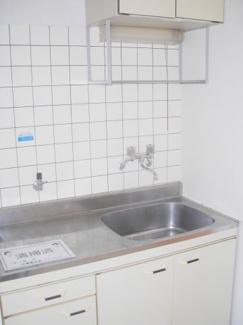 【キッチン】ハイツ・エバーグリーン 102