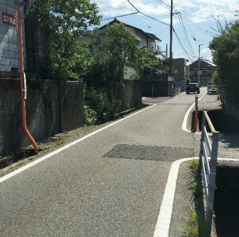 【前面道路含む現地写真】朝倉南町