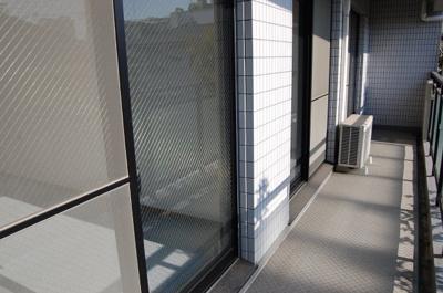【バルコニー】フォーラムノリタケ2番館