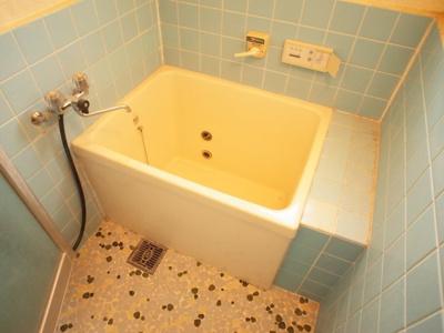 【浴室】第二藤本ビル