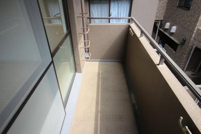 【バルコニー】朝日プラザ六甲2