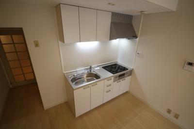 【キッチン】朝日プラザ六甲2