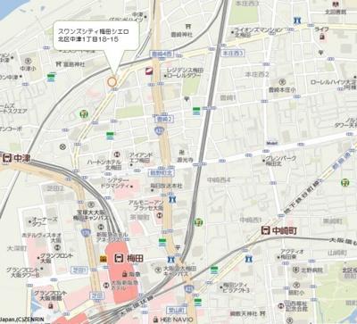 【その他】スワンズシティ梅田シエロ