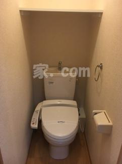 【トイレ】レオパレスシルバー コート(35915-203)
