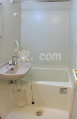 【浴室】レオパレスシルバー コート(35915-203)