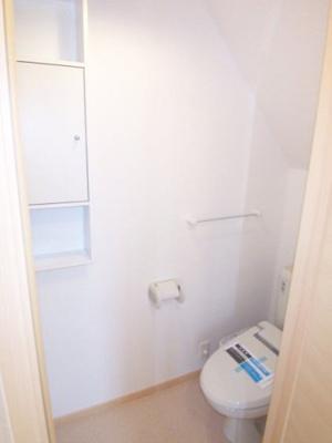 【トイレ】レインツリー三番館