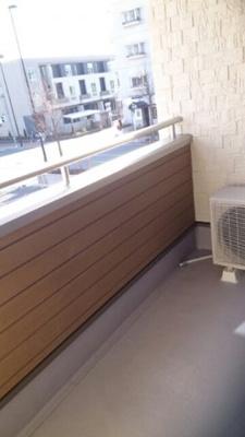 【バルコニー】レインツリー三番館