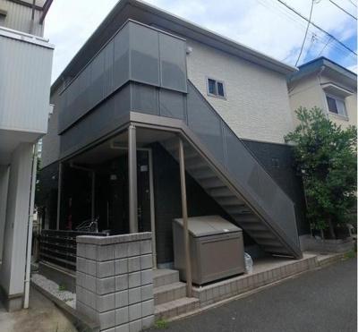 【外観】パークハウス三宿