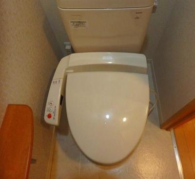 【トイレ】パークハウス三宿