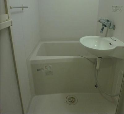 【浴室】パークハウス三宿