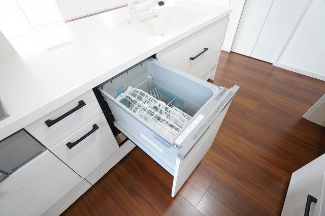 ママにうれしい食洗機!手荒れの悩みも解決してくれます!