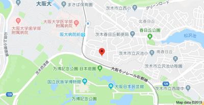 【地図】Villa Ciel
