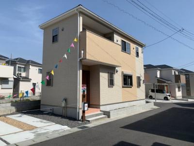 【外観】大津市下阪本6丁目44 新築分譲