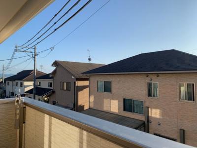 【展望】大津市下阪本6丁目44 新築分譲