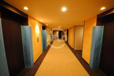 大阪ひびきの街ザ・サンクタスタワー ホテル使用の内装
