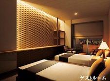 大阪ひびきの街ザ・サンクタスタワー ゲストルーム