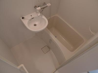 【浴室】ブライトステージ上高田