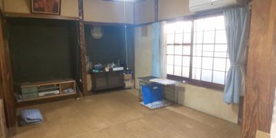 【洋室】久米町平屋中古住宅