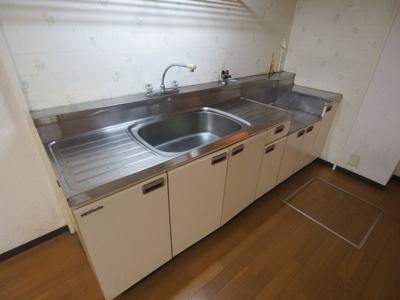 【キッチン】甲南グランドハイム本山