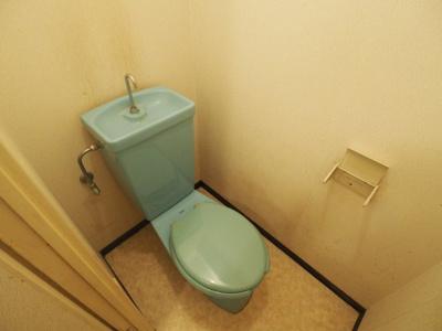 【トイレ】甲南グランドハイム本山