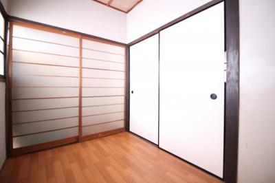 【寝室】第三富士文化