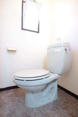 【トイレ】第二清住ハイツ