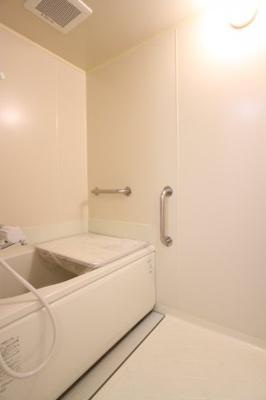 【浴室】シティハイツ狩口4号棟