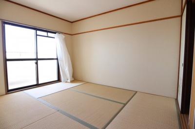 【寝室】シティハイツ狩口4号棟
