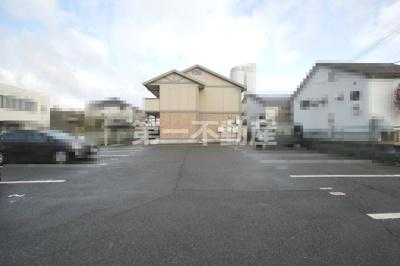 【駐車場】ソレーユ・AE