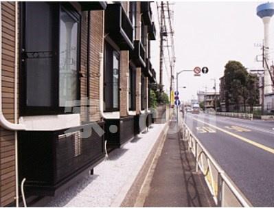 【外観】レオパレス光草(36599-303)