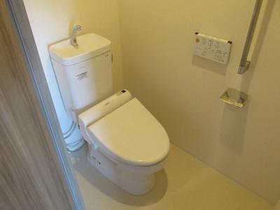 【トイレ】ブランズ芦屋川