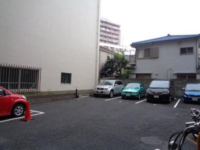【駐車場】モナーク新中野ステーションプラザ