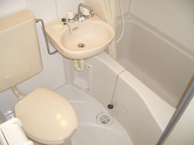 【浴室】マイプラン旭丘B棟