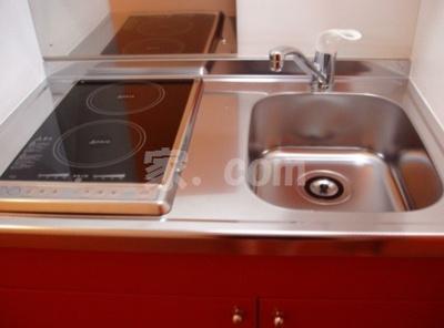 【キッチン】レオパレスTAKA Y(26641-107)