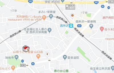 【地図】レオパレスTAKA Y(26641-107)