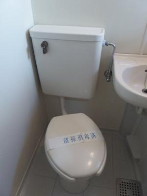 【トイレ】アトリエ