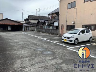 【外観】サンライズ駐車場