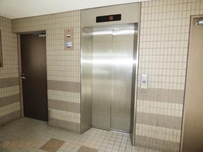 便利なエレベーター