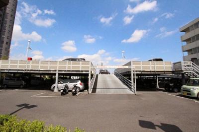 駐車場です リフォーム完了しました♪♪毎週末オープンハウス開催♪三郷新築ナビで検索♪