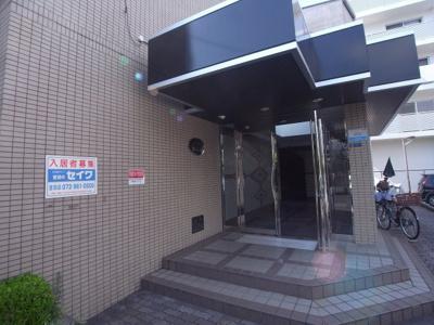 【エントランス】メゾン北灰塚