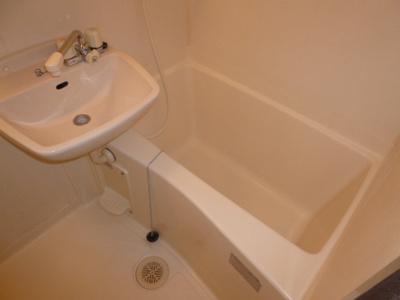 【浴室】ミヨシマンション幸
