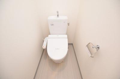 【トイレ】レオンコンフォート上本町