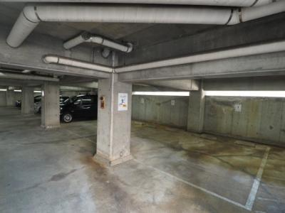 【駐車場】フルール青木