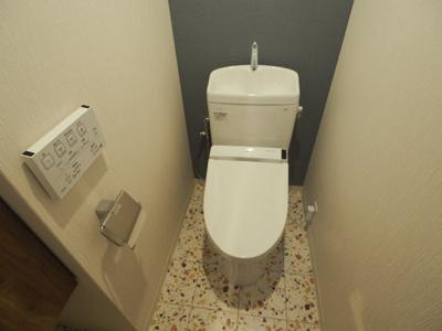 【トイレ】フルール青木