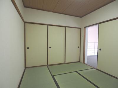 【寝室】フローラ観音林