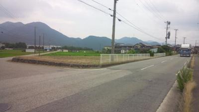 【外観】谷川売土地195坪