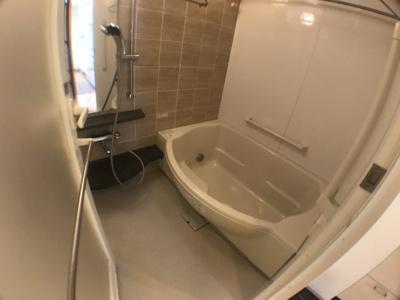 【浴室】リバー平野ガーデンズ